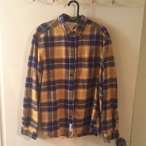 H&M Flannel Button Down